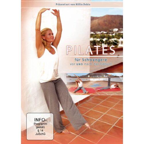 Millie Dobie - Pilates für Schwangere - Vor und nach der Geburt - Preis vom 07.07.2019 04:43:01 h