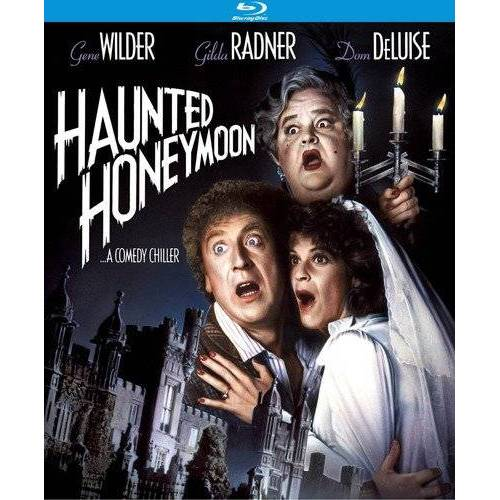 - HAUNTED HONEYMOON (1986) - HAUNTED HONEYMOON (1986) (1 Blu-ray) - Preis vom 05.09.2020 04:49:05 h