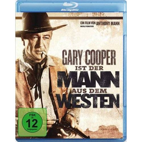 Anthony Mann - Der Mann aus dem Westen [Blu-ray] - Preis vom 20.10.2020 04:55:35 h