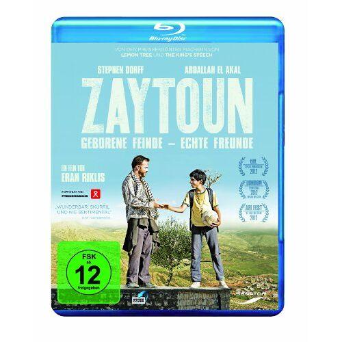 Eran Riklis - Zaytoun [Blu-ray] - Preis vom 07.05.2021 04:52:30 h