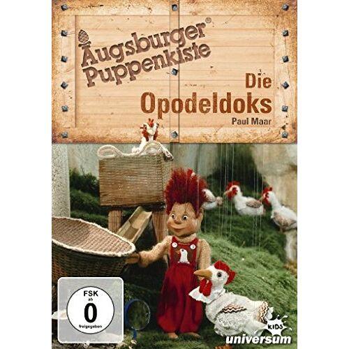 - Augsburger Puppenkiste - Die Opodeldoks - Preis vom 17.01.2021 06:05:38 h