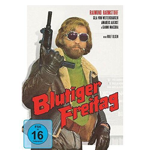 Rolf Olsen - Blutiger Freitag - Preis vom 20.10.2020 04:55:35 h