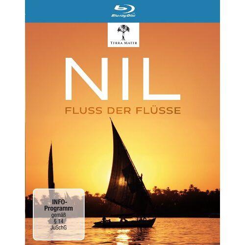 Harald Pokieser - Nil - Fluss der Flüsse [Blu-ray] - Preis vom 28.02.2021 06:03:40 h