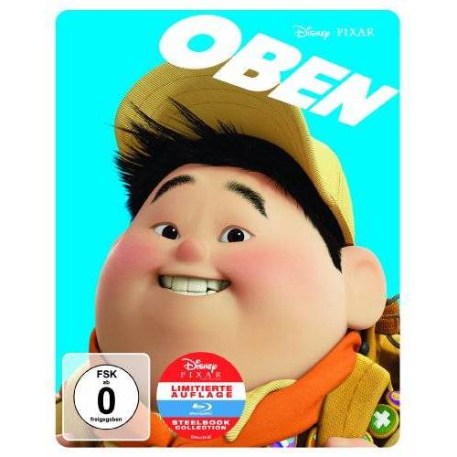 Peter Docter - Oben - Steelbook [Blu-ray] [Limited Edition] - Preis vom 12.05.2021 04:50:50 h