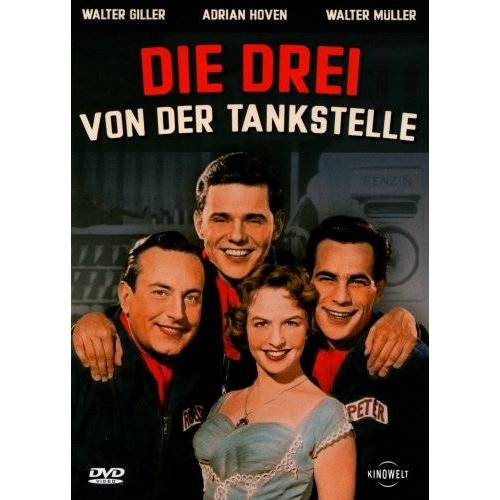 Hans Wolff - Die Drei von der Tankstelle - Preis vom 18.04.2021 04:52:10 h