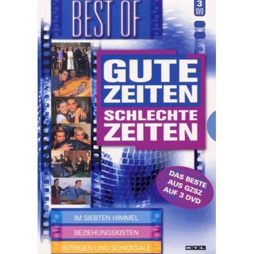 Jörg Wilbrandt - Gute Zeiten, schlechte Zeiten - Best of GZSZ: Die DVD - Preis vom 18.10.2020 04:52:00 h