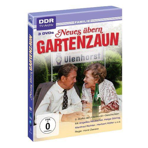 Horst Zaeske - Neues übern Gartenzaun - DDR TV-Archiv ( 3 DVDs ) - Preis vom 20.10.2020 04:55:35 h