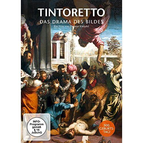 Dagmar Knöpfel - Tintoretto: Das Drama des Bildes - Preis vom 18.10.2020 04:52:00 h