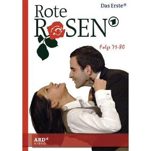 Gudrun Scheerer - Rote Rosen - Folge 71-80 (3 DVDs) - Preis vom 11.05.2021 04:49:30 h