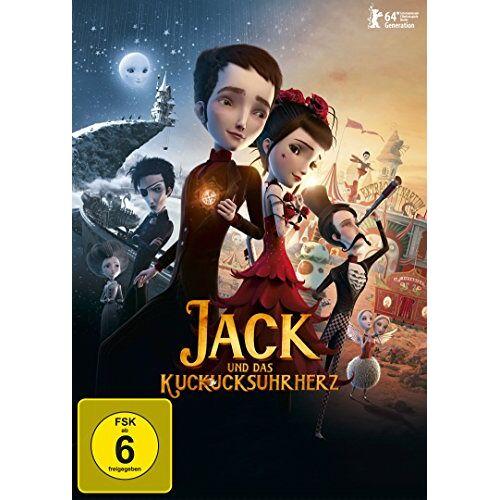Stephane Berla - Jack und das Kuckucksuhrherz - Preis vom 24.02.2020 06:06:31 h