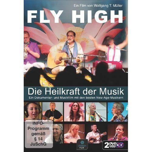 - FLY HIGH - Die Heilkraft der Musik (2 DVD) - Preis vom 15.11.2019 05:57:18 h