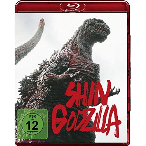 Hideaki Anno - Shin Godzilla [Blu-ray] - Preis vom 07.05.2021 04:52:30 h