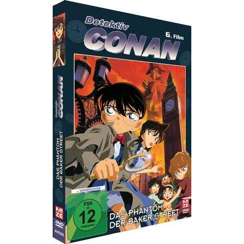 Kanetsugu Kodama - Detektiv Conan - 6. Film: Das Phantom der Baker Street - Preis vom 20.10.2020 04:55:35 h