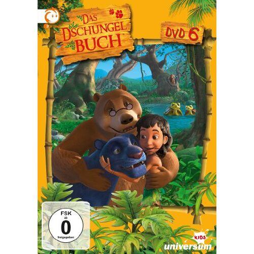 - Das Dschungelbuch, DVD 06 - Preis vom 12.05.2021 04:50:50 h