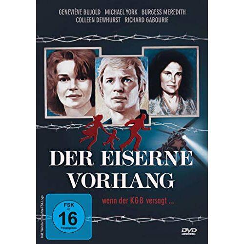 Paul Almond - Der Eiserne Vorhang (Final Assignment) - Preis vom 20.10.2020 04:55:35 h