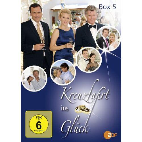 Hans Jürgen Tögel - Kreuzfahrt ins Glück - Box 5 [2 DVDs] - Preis vom 10.05.2021 04:48:42 h