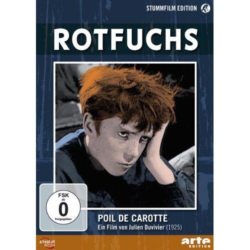 Julien Duvivier - Rotfuchs (NTSC) - Preis vom 28.02.2021 06:03:40 h