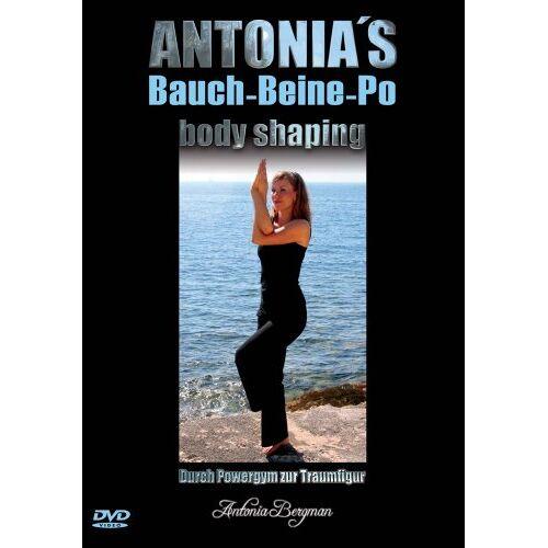 Antonia Bergman - Antonia's Bauch-Beine-Po Body Shaping - Preis vom 17.10.2019 05:09:48 h