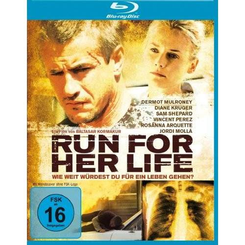 Baltasar Kormakur - Run For Her Life [Blu-ray] - Preis vom 28.02.2021 06:03:40 h