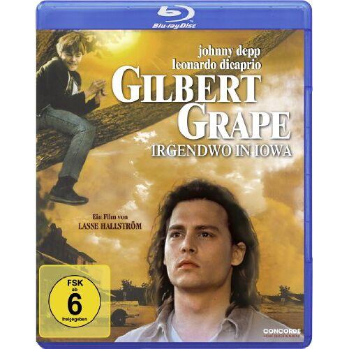Lasse Hallström - Gilbert Grape [Blu-ray] - Preis vom 05.03.2021 05:56:49 h