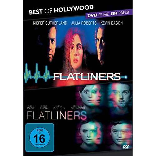 - BEST OF HOLLYWOOD - 2 Movie Collector's Pack 185 (Flatliners / Flatliners 1990) [2 DVDs] - Preis vom 18.10.2020 04:52:00 h
