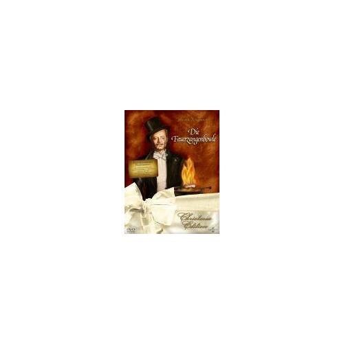 Helmut Weiss - Die Feuerzangenbowle (Christmas Edition, + Audio-CD) [2 DVDs] - Preis vom 25.02.2021 06:08:03 h