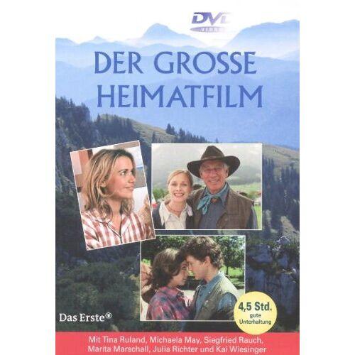 - Der große Heimatfilm (3 DVDs) - Preis vom 24.02.2020 06:06:31 h