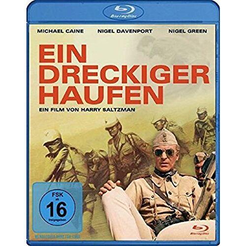 André De Toth - Ein dreckiger Haufen [Blu-ray] - Preis vom 09.05.2021 04:52:39 h