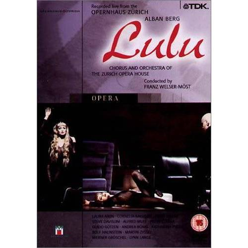 Sven-Eric Bechtolf - Alban Berg: Lulu - Preis vom 04.05.2021 04:55:49 h