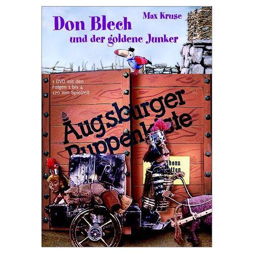 - Augsburger Puppenkiste - Don Blech und der goldene Junker - Preis vom 28.02.2021 06:03:40 h