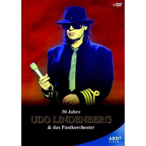 Udo Lindenberg - 30 Jahre Udo Lindenberg (2 DVDs) - Preis vom 20.01.2021 06:06:08 h