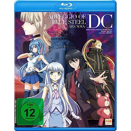 Seiji Kishi - Arpeggio of Blue Steel - Ars Nova - DC [Blu-ray] - Preis vom 23.02.2021 06:05:19 h