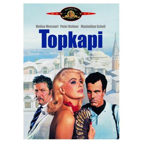 Jules Dassin - Topkapi - Preis vom 21.04.2021 04:48:01 h