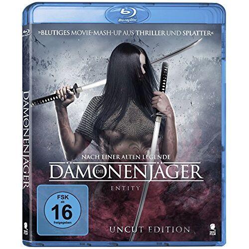 Pedring Lopez - Die Dämonenjäger [Blu-ray] - Preis vom 20.10.2020 04:55:35 h