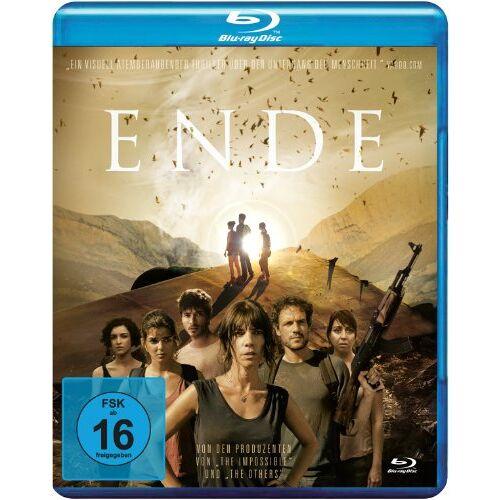 Jorge Torregrossa - Ende [Blu-ray] - Preis vom 29.05.2020 05:02:42 h