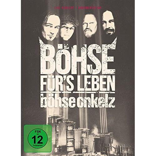 Böhse Onkelz - BÖHSE FÜR´S LEBEN [3 DVDs] - Preis vom 18.10.2020 04:52:00 h