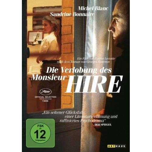 Patrice Leconte - Die Verlobung des Monsieur Hire - Preis vom 31.03.2020 04:56:10 h