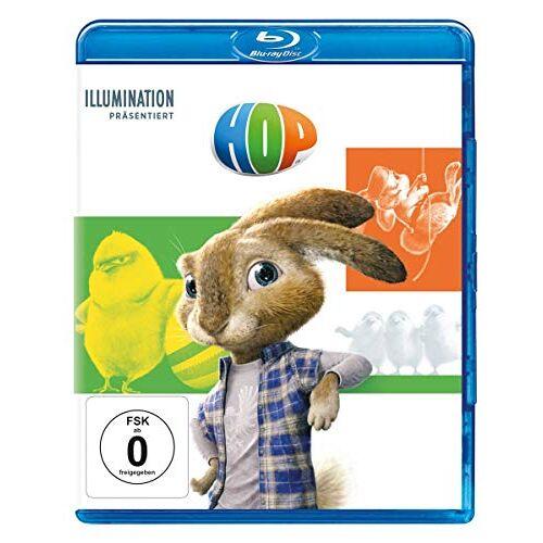Tim Hill - HOP (Illumination) [Blu-ray] - Preis vom 18.10.2020 04:52:00 h