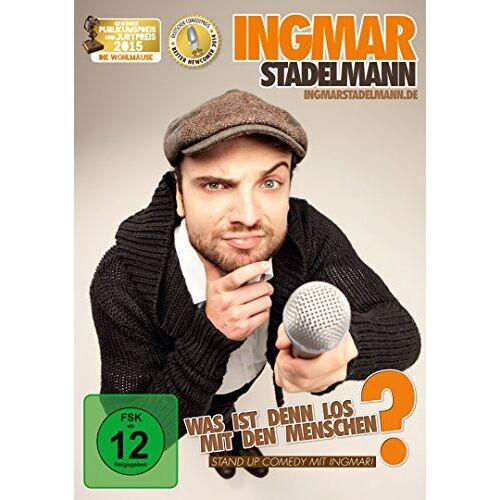 Ingmar Stadelmann - Was ist denn los mit den Menschen? - Preis vom 15.01.2021 06:07:28 h