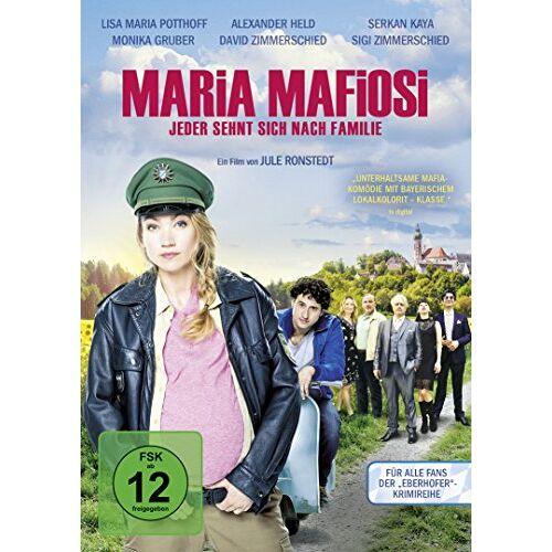 Lisa Maria Potthoff - Maria Mafiosi - Jeder sehnt sich nach Familie - Preis vom 20.10.2020 04:55:35 h