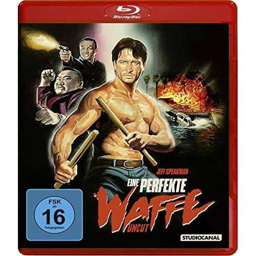 Mark DiSalle - Eine perfekte Waffe [Blu-ray] - Preis vom 12.05.2021 04:50:50 h