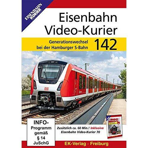 - Eisenbahn Video-Kurier 142 - Generationswechsel bei der Hamburger S-Bahn - Preis vom 10.04.2021 04:53:14 h