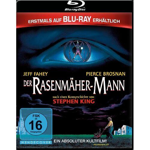 Brett Leonard - Der Rasenmähermann [Blu-ray] - Preis vom 20.10.2020 04:55:35 h