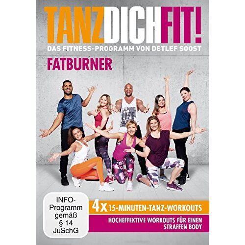Soost, Detlef D! - Tanz Dich fit! - Fatburner - Preis vom 24.11.2020 06:02:10 h