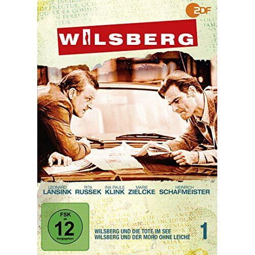 Dennis Satin - Wilsberg 1 - Die Tote im See / Der Mord ohne Leiche - Preis vom 15.04.2021 04:51:42 h
