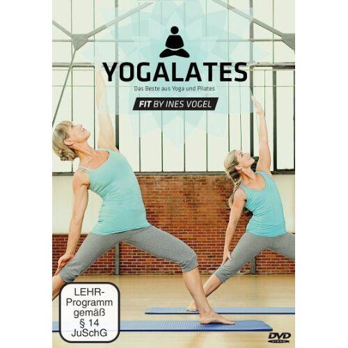 - Yogalates Das Beste aus Yoga und Pilates Fit by Ines Vogel - Preis vom 22.01.2020 06:01:29 h