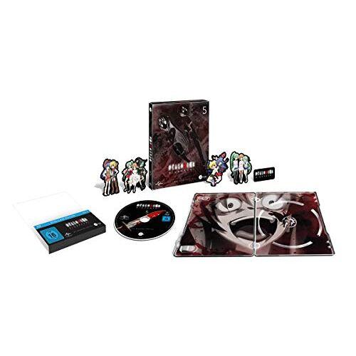 Chiaki Kon - Higurashi Vol.5 (Steelcase Edition) [Blu-ray] - Preis vom 20.10.2020 04:55:35 h