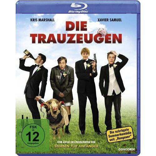 Stephan Elliott - Die Trauzeugen [Blu-ray] - Preis vom 19.02.2020 05:56:11 h