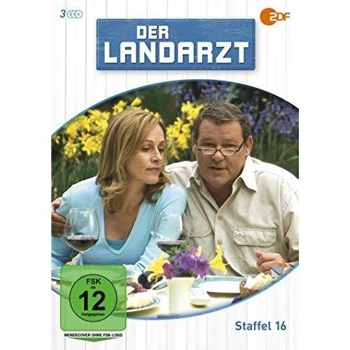 Wolfgang Münstermann - Der Landarzt - Staffel 16 [3 DVDs] - Preis vom 20.10.2020 04:55:35 h