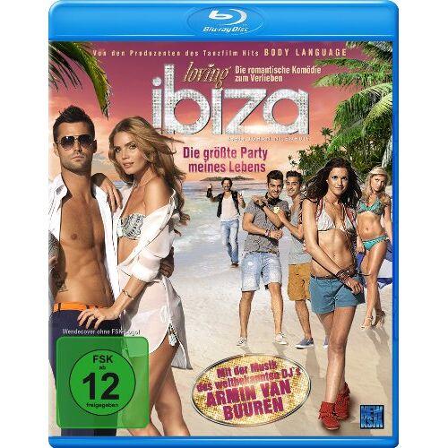 Johan Nijenhuis - Loving Ibiza - Die größte Party meines Lebens [Blu-ray] - Preis vom 17.04.2021 04:51:59 h